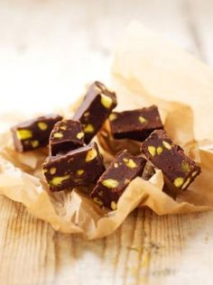fudge de chocolate da nigella