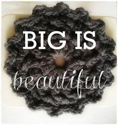 ... create your life !: BIG IS BEAUTIFUL 1.
