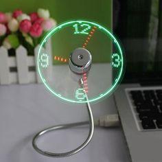 USB Watch - fan