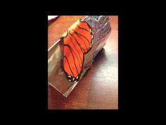 Polymer Clay Butterfly Tutorial - YouTube