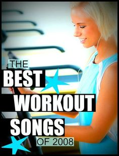 Taking you back, waaay back to 2008 in this workout playlist!