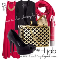 """""""Hashtag Hijab Outfit #53"""" by hashtaghijab on Polyvore"""