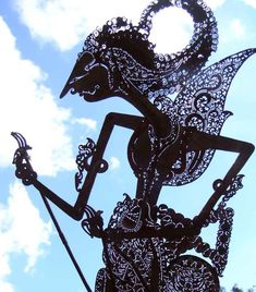 Wayang Kulit (Shadow Puppet), Indonesia
