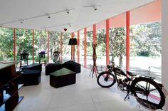 Miele Light Box Living Room Interior Design