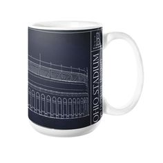 Ohio Stadium - The Ohio State University - Mug