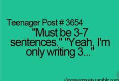 38 ideas funny jokes for teens haha teenager posts Funny Teen Posts, Funny Quotes For Teens, School Quotes For Teens, Jokes For Teens, Teenager Quotes, Teen Quotes, Quotes Slay, Life Quotes, Fandoms Unite