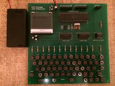 Homemade Portable 8-Bit Computing | EE Times
