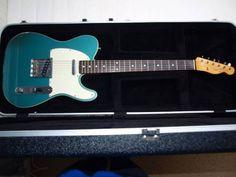Fender American Vintage '62 Custom Telecaster