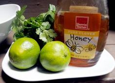 Honey Lime Cilantro Marinade. Combine 1/4 c. honey, 1.5 tbsp chopped cilantro, juice from 2 limes, salt & pepper and 1 clove minced garlic and pair with your favorite protein. Let marinate for several hours before grilling.
