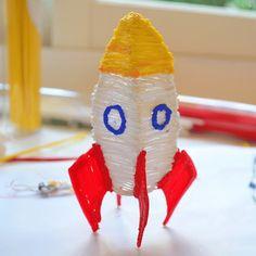 Rocket - The 3Doodler