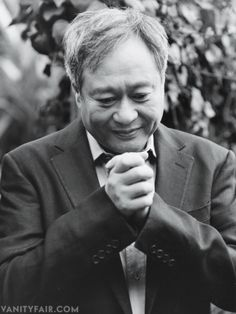 Ang Lee by Bruce Webber
