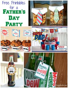 father day party decoration ideas