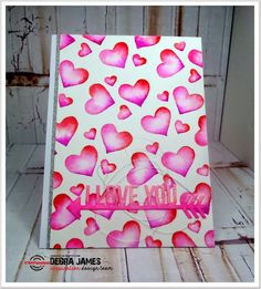 STAMPlorations™ Blog: {DAY 2} ARTplorations Stencil Blog Hop with the STAMPlorations Girls!