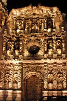 Cathedral of Zacatecas, one of the jewels of Mexico.