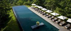Alila, Ubud, Bali  (oh sooo nice..)