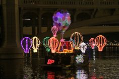 Tempe Beach Park Fantasy of Lights Boat Parade - December - Sooo want to take the kids to the boat parade! Excited!