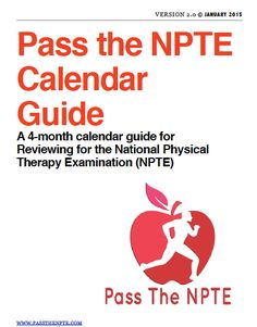 NPTE Mindset - How to Effectively Utilize NPTE Study Guides