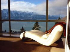 Relaxation at it's finest! Aspen Villa, Luxury House in Queenstown & Lakes, New Zealand. Luxury Accommodation, Cabin Homes, Luxury Villa, Aspen, Luxury Lifestyle, Lakes, Cabins, Cottages, New Zealand