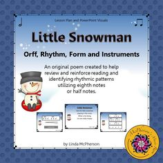 Working on half notes or eighth notes? Your students will love all the activities and the interactive slides included. Detailed lesson plans and 2 PowerPoint's (one for eighth notes and one for half notes) are included. Music Activities, Holiday Activities, Classroom Activities, Classroom Ideas, Music Teachers, Music Classroom, Music Education, Elementary Music Lessons, White Boards