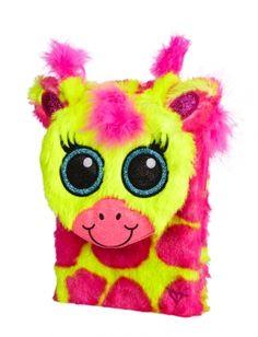 Plush Giraffe Journal