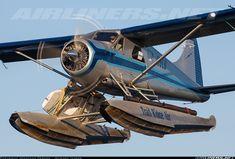 Trail Ridge Air, De Havilland Canada DHC-2 Beaver Mk1 (N6LU) at Anchorage - Lake Hood Seaplane (LHD).