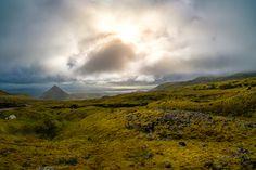 Where the clouds break - #iceland #vulcano #Snæfellsjökull #fujifilm #xt2 www.robertdoeleman.com