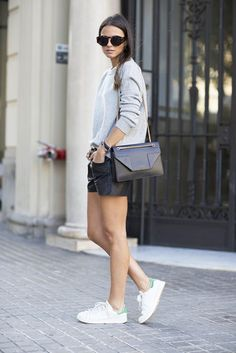 Stan Smith Street Style