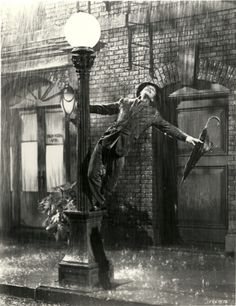 Singin' in the Rain. Can't watch this and not just be happy