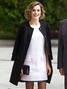 This dress is so good, Queen Letizia has been wearing it for 5 years