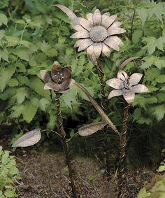 Flower Stake Set