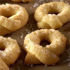 Traditional Norwegian Christmas Cookies