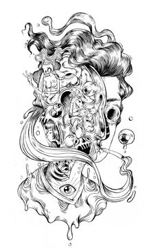 Pop Colera – 23 Illustrations explosives de Raul Urias | Ufunk.net