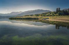 Oteshevo, Prespa Lake, Macedonia