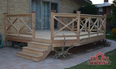 cross buck deck railing | Cross Beam Railing Cedar Deck with Hidden Fasteners.png