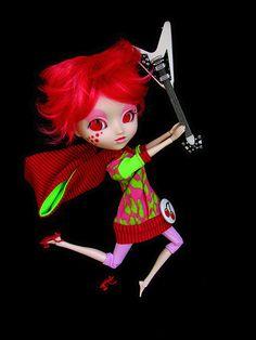 #doll #Pullip #Zombuki