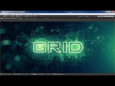 Grid Experiment Tutorial for After Effects by Andrew Kramer: In this tutorials we will be creating an intricate Grid animation inside of After Effects without additional plug-ins. We will be using the Advanced Lightning effect along with many other unexpected tools!