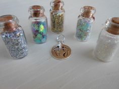 Baby Dust in a Jar 5 Dust Choices by SoulCysterCreations on Etsy, $10.00