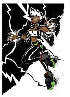 Storm x Air Yeezy 2