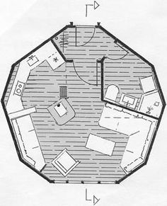 Gallery Of Habitable Polyhedron / Manuel Villa   13   Villas, Smallest  House And Architecture