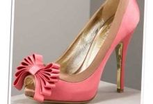 Valentino bow shoes