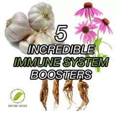 Immune boosters