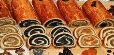 150 let starý recept na domácí štrúdl, který všem chutná již po generace.
