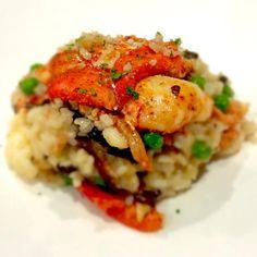 レシピとお料理がひらめくSnapDish - 12件のもぐもぐ - American -Lobster Risotto- by Yumi Francisca Aoyama