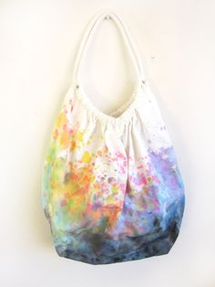 Hand Painted Totes   Hand PAINTED Tote Bag