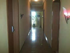 Corridors to our rooms