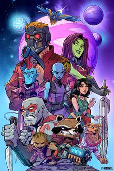 Marvel Fanart, Chibi Marvel, Marvel Cartoons, Marvel Comics Art, Cuadros Star Wars, Marvel Universe, Marvel Gifts, Superhero Poster, Marvel Drawings