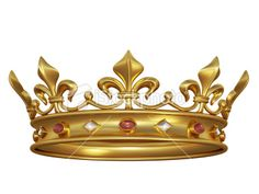 gold king crowns - Google Search