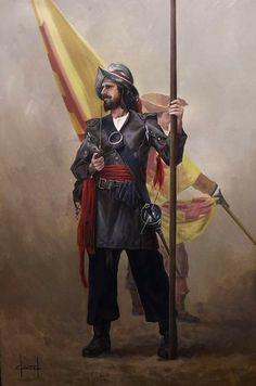 La Pintura y la Guerra. Sursumkorda in memoriam Conquistador, Military Art, Military History, Renaissance, Spanish Heritage, Thirty Years' War, The Hierophant, Age Of Empires, 17th Century