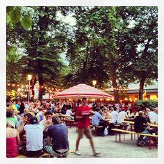 Pratergarten in Berlin, Berlin: awesome beer garden