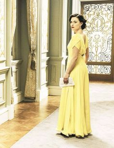 Lara Pulver as Ann O'Neill in Fleming: The Man Who Would Be Bond.